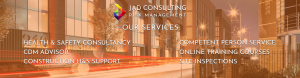 A description of the services provided by JAD Consulting.