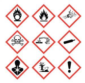 An image displaying multiple warning signs.
