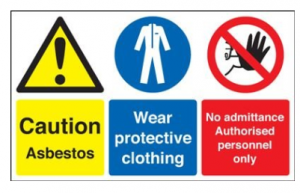 An image of 3 different warning signs.
